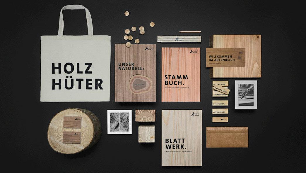 Neue Markenwelt für Klenk Holz